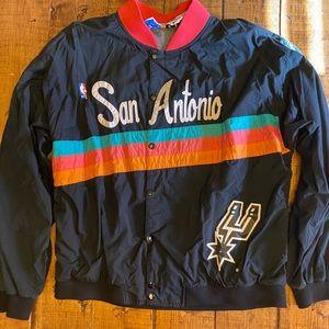 San Antonio Spurs Shooting Warm Up Jacket NBA